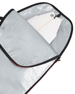 SILVER RED BOARDSPORTS SURF OCEAN AND EARTH BOARDCOVERS - SCFB31SRED