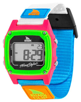 BLACK NEON KIDS BOYS FREESTYLE WATCHES - 10006644BLKNE