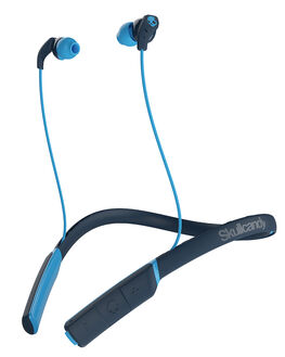 NAVY BLUE BLUE MENS ACCESSORIES SKULLCANDY AUDIO + CAMERAS - S2CDW-J477NVY