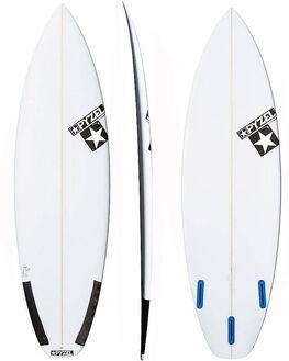 CLEAR BOARDSPORTS SURF PYZEL SURFBOARDS - PYPYZALIENCLR