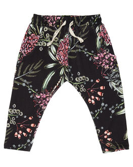 BLACK KIDS GIRLS MUNSTER KIDS PANTS - MM182PA07BLK