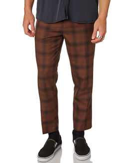 BROWN MENS CLOTHING INSIGHT PANTS - 5000003600BRWN