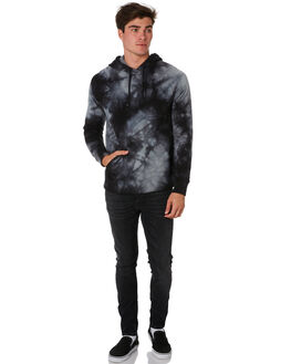 MULTI MENS CLOTHING NUDIE JEANS CO JUMPERS - 150405R22