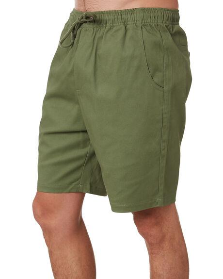 MILITARY MENS CLOTHING AS COLOUR SHORTS - 5909MILT