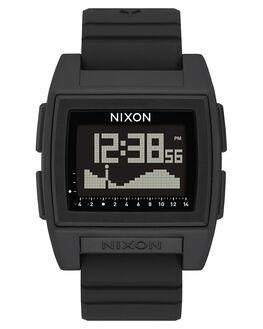BLACK MENS ACCESSORIES NIXON WATCHES - A1212000