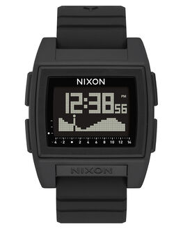 BLACK MENS ACCESSORIES NIXON WATCHES - A1212000