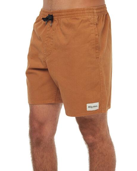 AMBER MENS CLOTHING RHYTHM SHORTS - JAN18M-JM01AMB