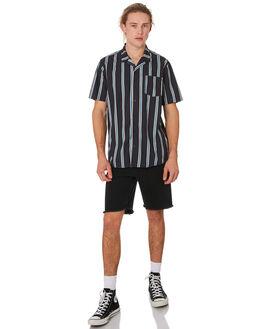 IRON STRIPE MENS CLOTHING SILENT THEORY SHIRTS - 4043051IRON