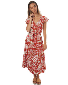 PAPAYA WOMENS CLOTHING ARNHEM DRESSES - 000124PAPA