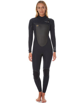 BLACK BLACK SURF WETSUITS O'NEILL STEAMERS - 4606A05