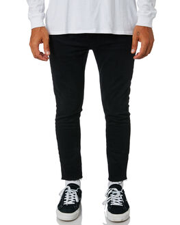 BAD HABIT MENS CLOTHING A.BRAND JEANS - 80760B4293
