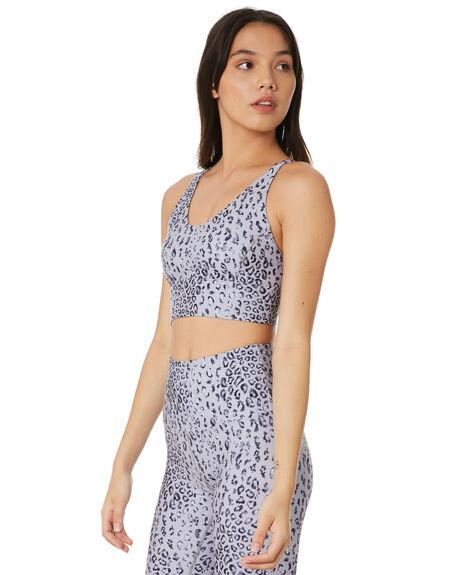 GREY SCALE LEOPARD WOMENS CLOTHING LORNA JANE ACTIVEWEAR - WS1019202GRLP