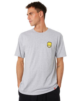 ATHLETIC HEATHER MENS CLOTHING SPITFIRE TEES - 51010388TATHH