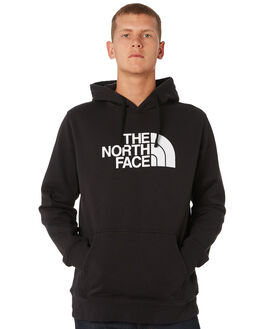 TNF BLACK WHITE MENS CLOTHING THE NORTH FACE JUMPERS - NF0A3FR1KY4