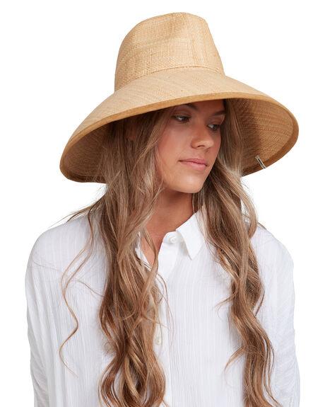 NATURAL WOMENS ACCESSORIES BILLABONG HEADWEAR - 6613318-NAT