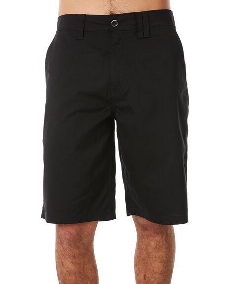 JET BLACK MENS CLOTHING OAKLEY SHORTS - 442129AU01K