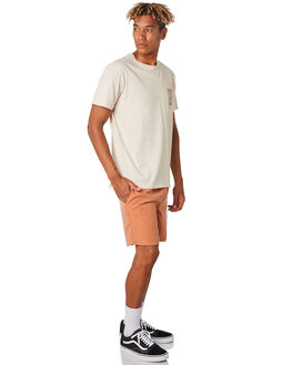 BONE MENS CLOTHING RIP CURL TEES - CTELL93021