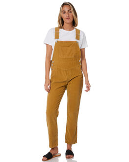 TAN WOMENS CLOTHING THE HIDDEN WAY PLAYSUITS + OVERALLS - H8203447TAN