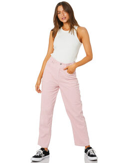 DUSTY PINK WOMENS CLOTHING INSIGHT JEANS - 1000086408DSTPK