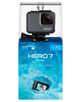 SILVER MENS ACCESSORIES GOPRO AUDIO + CAMERAS - CHDSB-602SIL