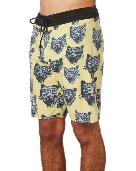 LIME MENS CLOTHING VOLCOM BOARDSHORTS - A0811901LIM