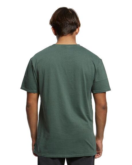 GARDEN TOPIARY MENS CLOTHING QUIKSILVER TEES - EQYZT05466-GRT0