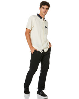 DIRTY WHITE MENS CLOTHING THRILLS SHIRTS - TW20-237ADTWHT