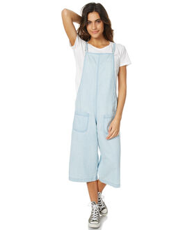 CHAMBRAY WOMENS CLOTHING SWELL PLAYSUITS + OVERALLS - S8174448CHAM
