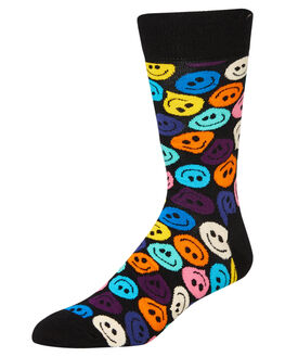 MULTI MENS CLOTHING HAPPY SOCKS SOCKS + UNDERWEAR - TSM01-9300MULTI