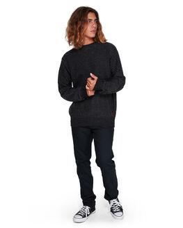 BLACK HEATHE MENS CLOTHING BILLABONG KNITS + CARDIGANS - BB-9507802-BLH