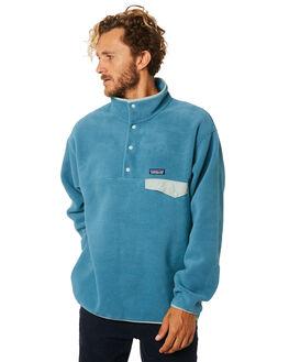 TASMANIAN TEAL MENS CLOTHING PATAGONIA JUMPERS - 25580TATE