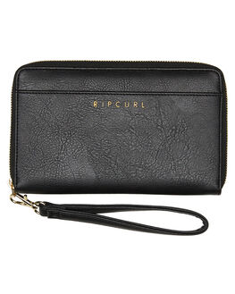 BLACK WOMENS ACCESSORIES RIP CURL PURSES + WALLETS - LWUGV10090