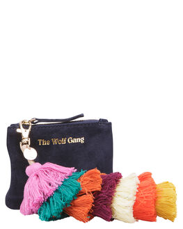MIDNIGHT WOMENS ACCESSORIES THE WOLF GANG PURSES + WALLETS - TWGINC002MID