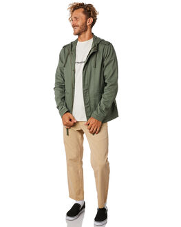 FATIGUE MENS CLOTHING THE CRITICAL SLIDE SOCIETY JACKETS - JK1815FATIG