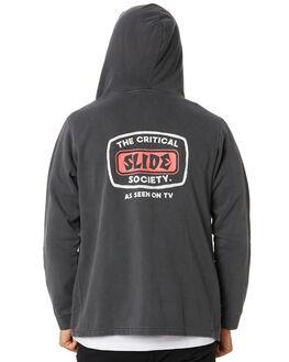 PHANTOM MENS CLOTHING THE CRITICAL SLIDE SOCIETY JUMPERS - FC1856PHA