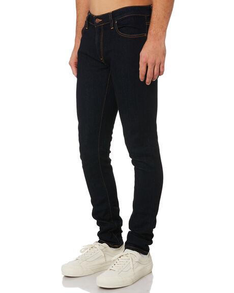 DRY DEEP ORANGE MENS CLOTHING NUDIE JEANS CO JEANS - 112083MDEOR