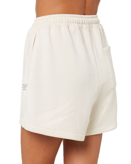 HERITAGE WHITE WOMENS CLOTHING THRILLS SHORTS - WTA21-305AHWT