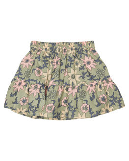AMELIA GREY KIDS GIRLS SWEET CHILD OF MINE SHORTS + SKIRTS - W19RARASKRTAMGRY