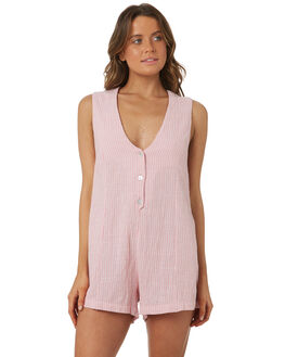 FLAMINGO OUTLET WOMENS RHYTHM PLAYSUITS + OVERALLS - OCT18W-JS02FLA