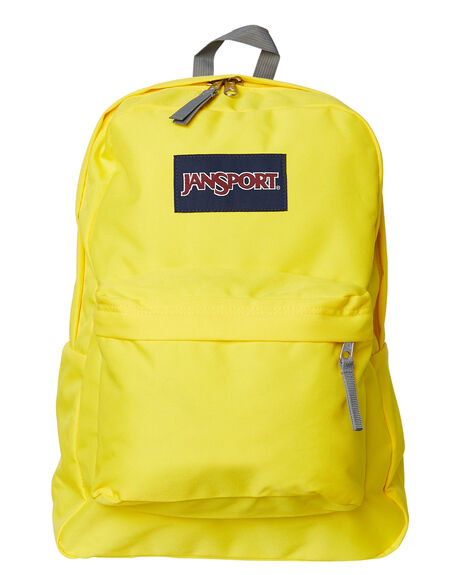 YELLOW CARD MENS ACCESSORIES JANSPORT BAGS + BACKPACKS - JST501JS7MM