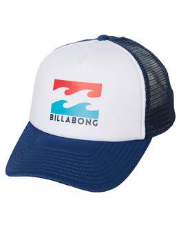 DEEP BLUE KIDS BOYS BILLABONG HEADWEAR - 8672330BDEEP