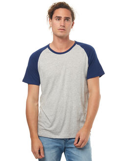 GREY MARLE MENS CLOTHING BONDS TEES - AYGUIVP6