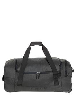 BLACK MENS ACCESSORIES QUIKSILVER BAGS + BACKPACKS - EQYBL03141-KVA0