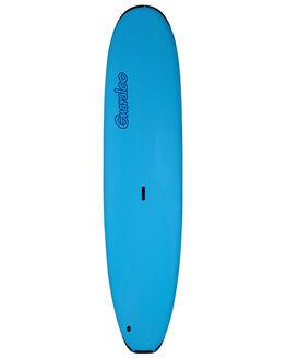 BLUE BOARDSPORTS SURF GNARALOO GSI SOFTBOARDS - GN-FATTY-0804-BL