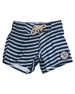 BLUE ICE KIDS TODDLER BOYS RIP CURL BOARDSHORTS - OBOZG35294