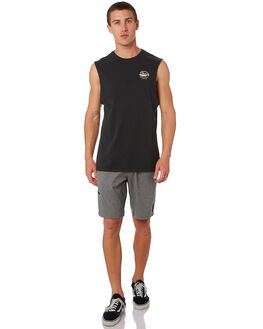 COAL MENS CLOTHING DEPACTUS SINGLETS - D5182272COAL