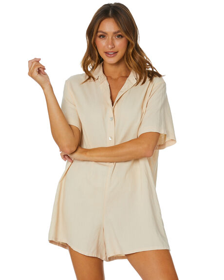 MACADAMIA WOMENS CLOTHING SWELL PLAYSUITS + OVERALLS - S8212448MAC