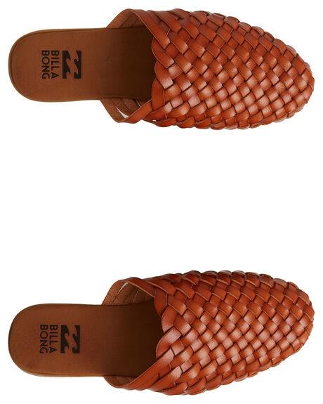 DESERT DAZE WOMENS FOOTWEAR BILLABONG SLIDES - BB-6603814-DDZ
