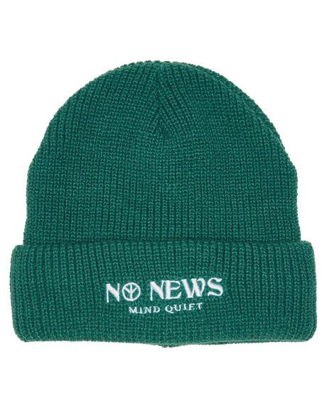 DARK MINT MENS ACCESSORIES NO NEWS HEADWEAR - N52141760DMINT
