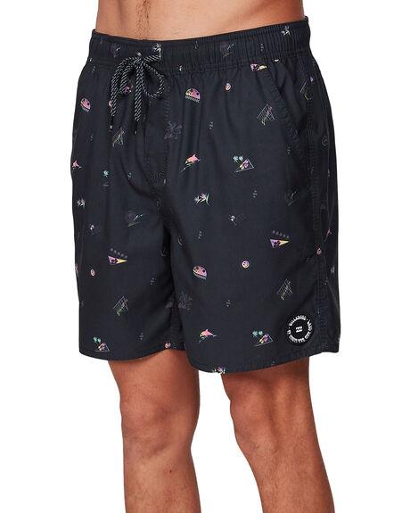 BLACK POP MENS CLOTHING BILLABONG BOARDSHORTS - BB-9591427-POB